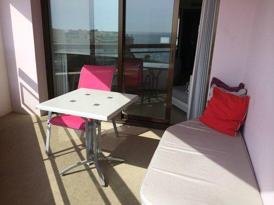 Pullman Cannes Mandelieu Royal Casino: La terrasse