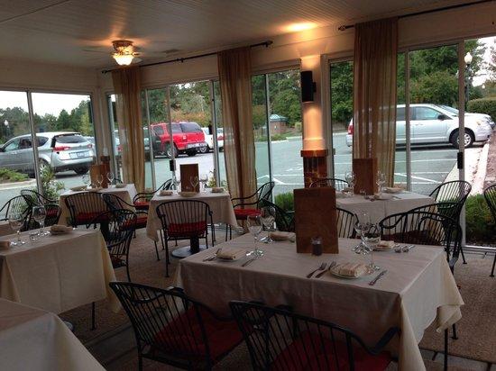 Tarantini Italian Restaurant Enclosed Patio