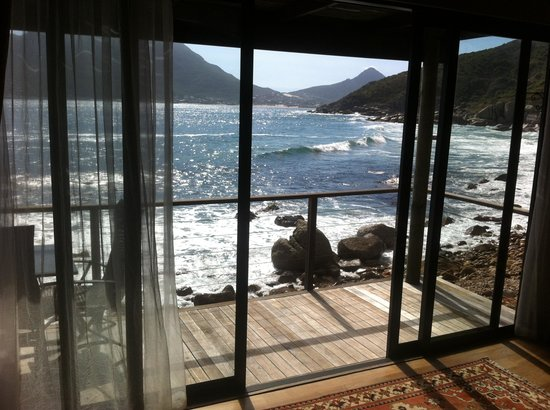 Tintswalo Atlantic : View from our room