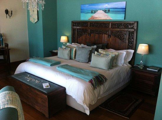 Tintswalo Atlantic : Magical bed!