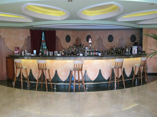 Servigroup Rialto: The Bar Area