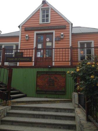 Bodegon Fueguino: Local del restarurant