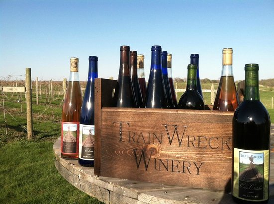 Algona, IA: Our Wines