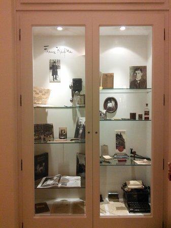 Hotel Century Old Town Prague - MGallery by Sofitel: Franz Kafka exhibits