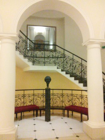 Hotel Century Old Town Prague - MGallery by Sofitel: The hotel lobby