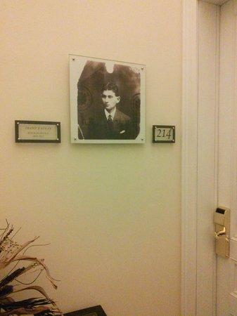 Hotel Century Old Town Prague - MGallery by Sofitel: Franz Kafka room