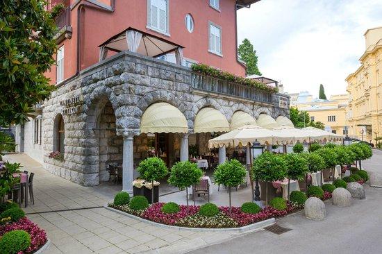 Restaurant Sveti Jakov : Cantinetta Sveti Jakov - terrace