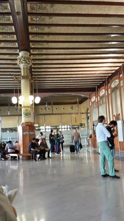 Estación del Norte: .