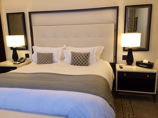 The Langham, Chicago : Amazing Bed