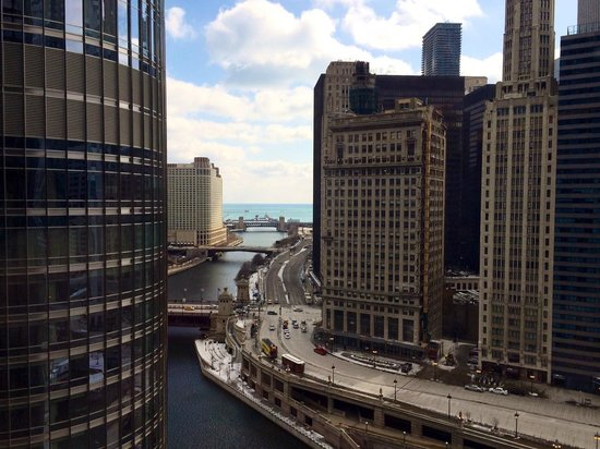 The Langham, Chicago : Club Lounge