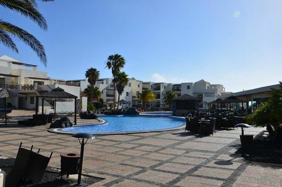 Hotel Vitalclass Lanzarote: Poolbereich