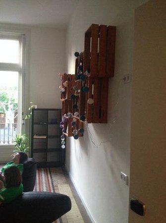 360 Hostel Barcelona Arts&Culture: Lounge