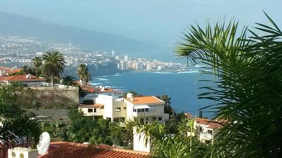 La Quinta Park Suites: Schitterend uitzicht vanuit onze hotel kamer