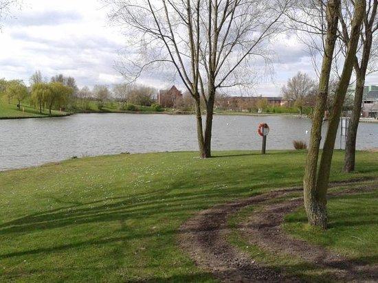 Hemsworth Water Park and Playworld: Hemsworth Water Park