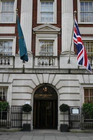 Millennium Hotel London Mayfair : façade