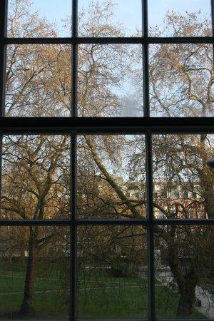 Millennium Hotel London Mayfair : vue de la chambre