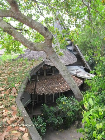 Bukit Raya Guesthouse : View from  roof garden