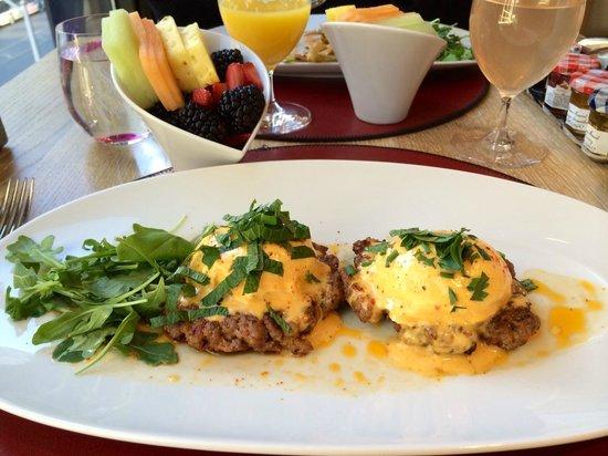 The Langham, Chicago : Breakfast