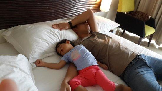Sensa Hotel: kecapean setelah berenang