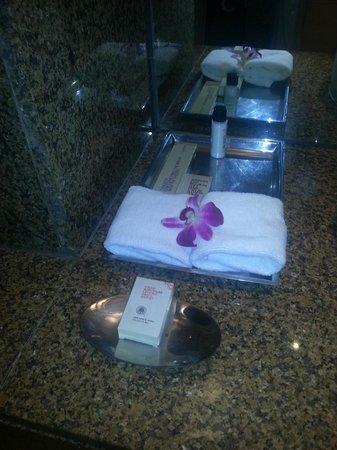 Vivanta by Taj - President, Mumbai : Toiletries
