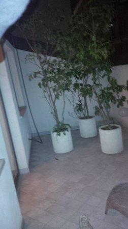 La DimORA Residence: balconcino