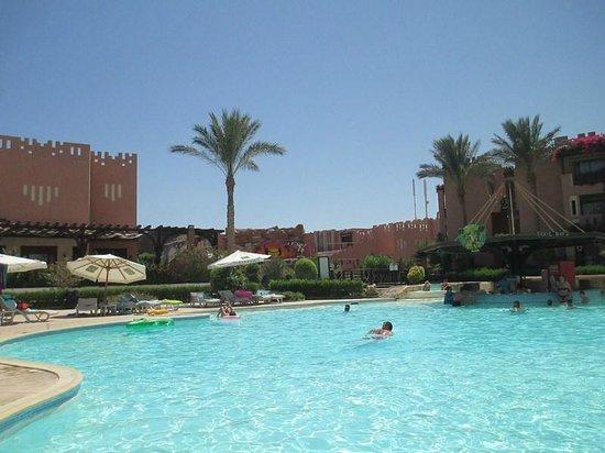 Rehana Sharm Resort: pool bar! :)