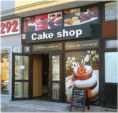 Cake Shop Central Station