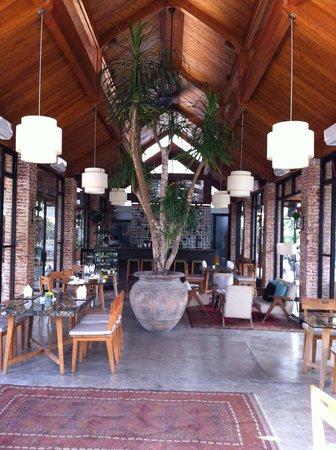 Maca Villas & Spa: Frühstücksrestaurant