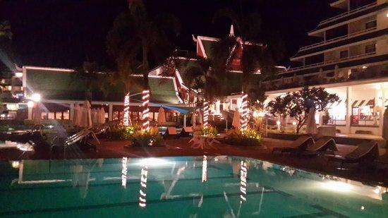 Le Meridien Phuket Beach Resort: Hotel