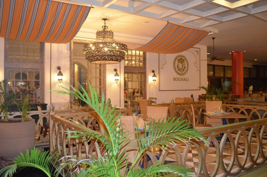 Grand Palladium Imbassai Resort & Spa: Restaurante