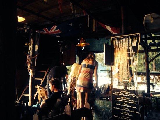 Tioman Cabana Bistro And Tour: Chilling