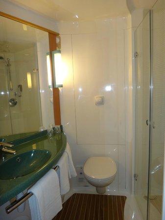 Ibis Albi: la salle d'eau