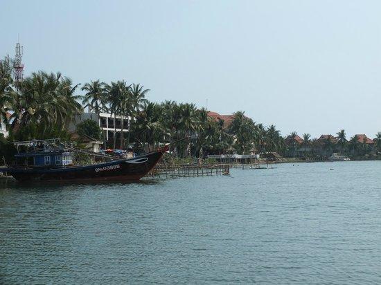 Palm Garden Beach Resort & Spa: Day trip to Cham islands