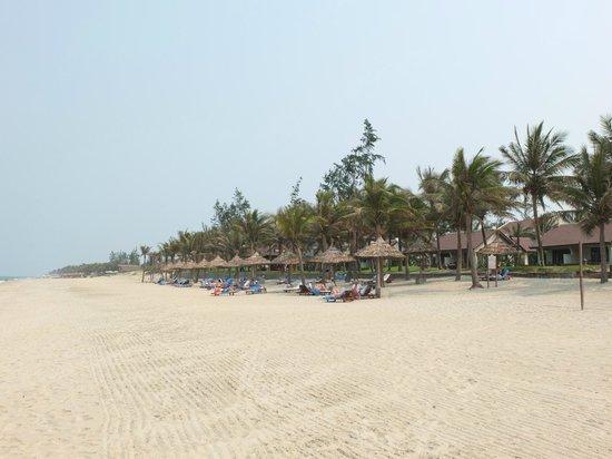 Palm Garden Beach Resort & Spa: Beautiful beach