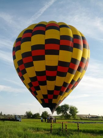 Balloons Above the Valley: High Flyer