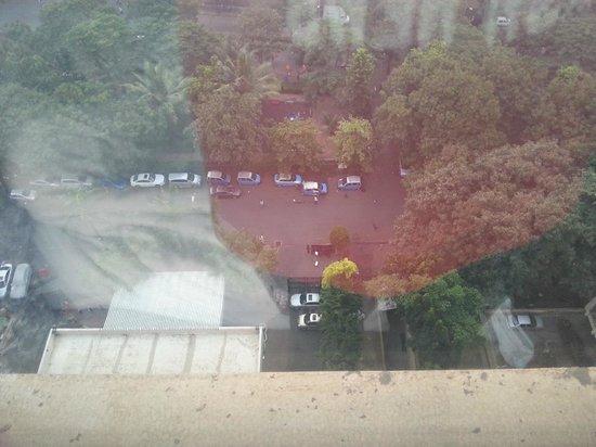 Vivanta by Taj - President, Mumbai: The street below