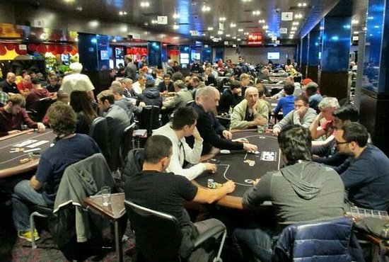 The Poker Room At The Vic