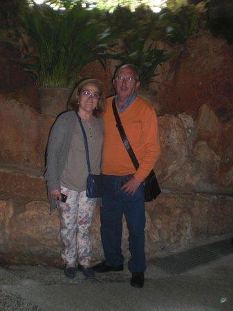 HSM Don Juan: Visita a las cuevas del drach