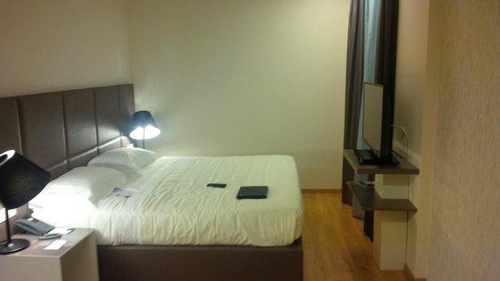UNA Hotel Century: camera