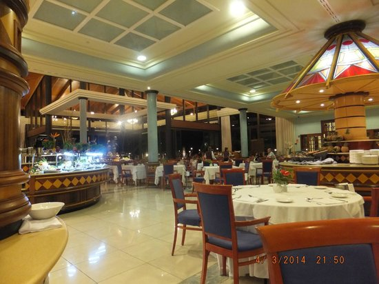 Iberostar Anthelia: dining inside