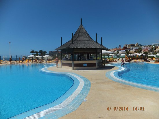 Iberostar Anthelia: pool bar