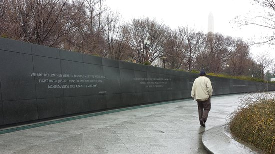 Martin Luther King, Jr. Memorial: MLK Memorial