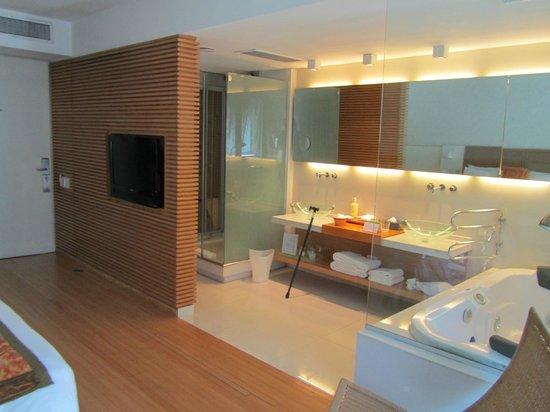 Casa Calma Hotel: Casa Calma bath area