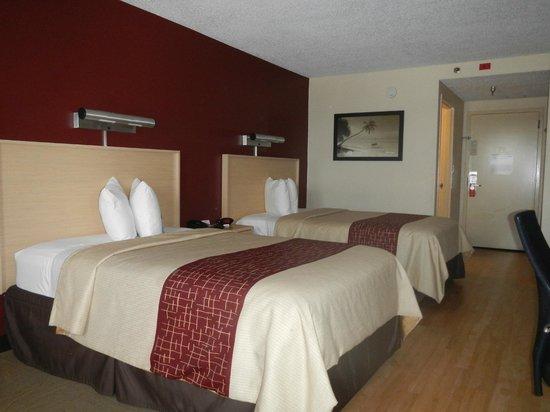 Red Roof Plus+ Miami Airport: très bon hotel juste à côté de l'aéroport