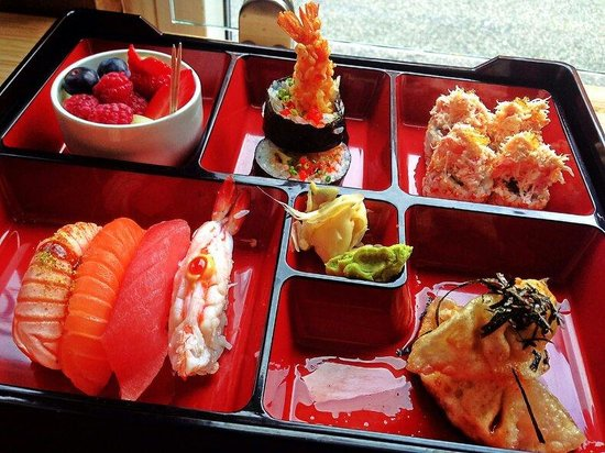 sushi Ølstykke bio i Århus