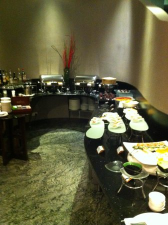 Furama RiverFront : Club Lounge