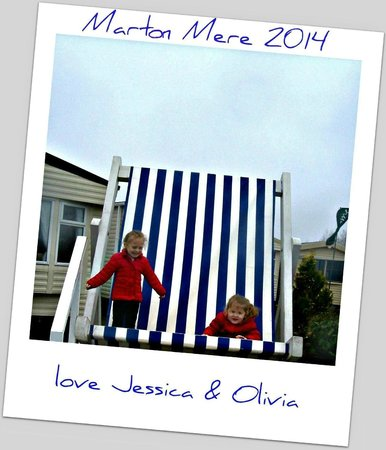 Marton Mere Holiday Park - Haven: The Big Deck Chair at Marton Mere