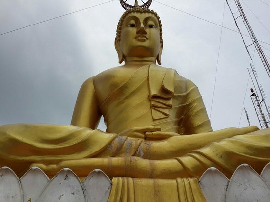 Tiger Cave Temple (Wat Tham Suea) : .