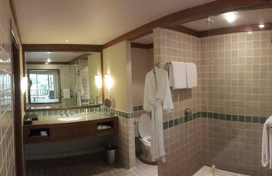 Hyatt Regency Hua Hin : Guest room bathroom