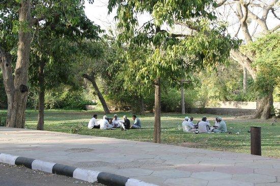 Mandore Gardens : Nice park for an evening stroll